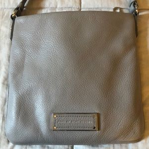 Marc Jacobs Sia Leather Crossbody Bag